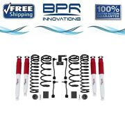 Rancho Rs5000x 2.5-3 Sport Lift Kit For 18-21 Jeep Wrangler Jl - Rs66121br5