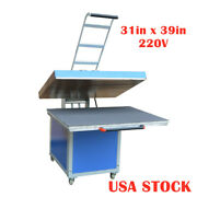Us-31 X 39 In Large Format Manual Thermo Transfer Heat Press Machine