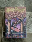 Harry Potter And The Sorcererand039s Stone Jk Rowling First Edition 1st Print 1998