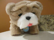 Little Live Pets Rollie My Kissing Puppy Bulldog Interactive Dog Plush Working