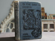 Rare Antique Old Book Of Norse Tales 1930 Illustrated Thor Loki Vikings Northmen