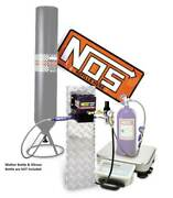 Nos Nitrous Cryogenic Refill Transfer Pump Station With Scale