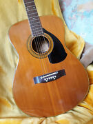 Reduced 10 Late Sixties Japanese-made Rosewood Lyle F-520 W/case Bluegrass