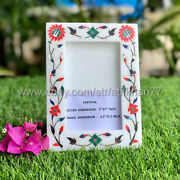 Baby Shower Gifts 4x6 Picture Frame Marble Handicrafts Photo Frames For Decor