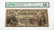 1882 Marron Arriandegravere National Currency Note Fr 496 Hanovre Nb Ch 1352 Fin 15