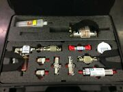 King Nutronics 3734 Commercial Clean Steam Plant Kit Pressure Calibration