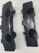 Nissan Murano 2015-2020 Front Bumper Cover Bracket Set Right And Left 2 Peace