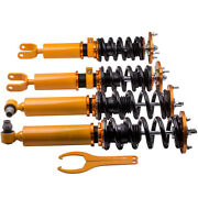 Coilovers Kit For Bmw 5 Series F10 2010-2016 Shocks And Coil Spring Adj. Height