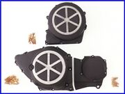 Yamaha V-max 2we Genuine Engine Cover Set Clutch Generator Drive Pinion Ppp