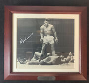 Muhammad Ali Fossil Watch, Limited Edition, Autographed Picture Boxed /7500 🔥