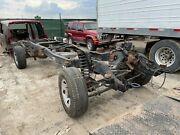 2008 Ford F250 F350 4wd Complete Rolling Chassis Frame W/axles 137 Wheelbase