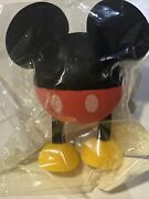 """Disney Antenna Topper Ball Mickey Mouse Body With Legs And Shoes """"vintage"""""""