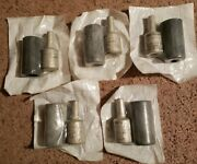 Burndy Ayp250 Hyplug Alunimum Compression Adapters For 250kcmil Lot Of 5 New