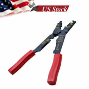 Spark Plug Wire Crimping Tool 7mm And 8mm Multi-function Professional Crimp Tool