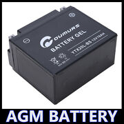 Agm Battery For Harley Dyna Fxd Fxdb Fxdc Fxdf Fxdi Fxdl Fxdp Fxds Fxdwg Us