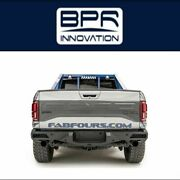 Fab Fours For 17-18 Ford F-150 Vengeance Series Rear Bumpers- Ff17-e4351-1