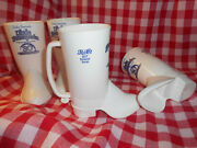 Dolly Parton Dixie Stampede Boot Cups - 2 - Collector Series Pepsi Cola