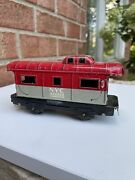 Marx O Scale Nyc 20102 Caboose Train Car Vintage As Is Collectible