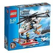 Lego City Coast Guard Helicopter 60013 New In Box Sealed