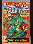 Marvel Comics Power-man And Iron Fist 66 Vf/nm 2nd Appearance Sabertooth 1980