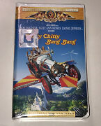 Chitty Chitty Bang Bang Vhs Tape Dick Van Dyke Brand New Vintage 1998 Release