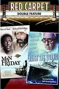 Red Carpet Double Feature Man Friday / Raise The Titanic - Dvd - Very Good