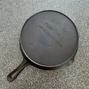 Favorite Piqua Ware 9 Best To Cook In Cast Iron Skillet - Fully Restored