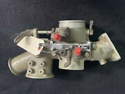 Tcm Continental 635915 Throttle Body And Fuel Metering Control 632916-11 Gtsio520l