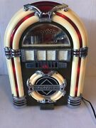 Crosley Jukebox Cr11 Collectors Edition Radio And Tape Player Limited No.0161