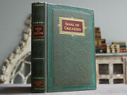 Rare Antique Old Book The Goal Of Creation 1927 1st Edition Occult Scarce Work