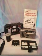 Vintage Ikelite Auto 35 Superview Underwater Camera With Housing Film And...