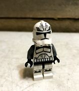 Lego Star Wars Wolfpack Clone Trooper Minifigure 75045 Phase 2 Sw0537 Excellent