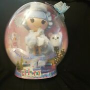 Lalaloopsy Ivory Ice Crystals Full Size Doll Holiday Collector Limited Edition