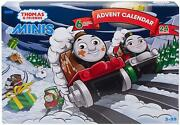Thomas And Friends Minis Advent Calendar Train Xmas Playset Fisher-price Chop