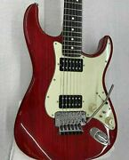 Providence Deceiver Dp-01jm/59d Used Ash Body Maple Neck W/softcase