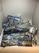 Joblot Lego City Police Sets X11 100 Complete With Extras