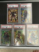 2019 Assault Of The Saiyans Complete Isr Set - Psa 10, Perfect Sequential Order