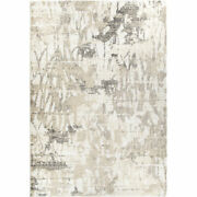 Orian Mystical Abstract Canopy Natural 9and039 X 13and039 Area Rugs 7000