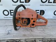 Husqvarna 55 Chainsaw / 53cc Project Or Parts Saw See Pics And Notes - Ships Fast