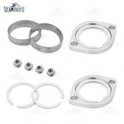 For Harley 1984-2021 Exhaust Flange Install Kit Gaskets And Hardware Kits