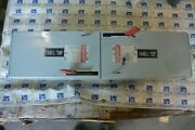 Ge Ads22100hd 2 Pole 100 Amp 240 Volt Fusible Spectra Panel Mount Switch