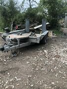 Ifor Williams Gh106 Plant Trailer - Bateson Brian James Indespension