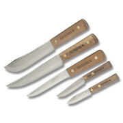 Ontario Knife Co Old Hickory 705 5 Piece Cutlery Set Ok