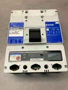 Cutler-hammer 600amp Circuit Breaker Ldb3600ft33w With Les3600ls Trip And Plug