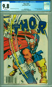 Thor 337 Newsstand Variant Cgc 9.8 1st Appearance Of Beta Ray Bill White Pages