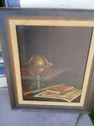 Painting After Wwii By J. Bertolani From Scottand039s Valley Ca Wwii Vet. Lost Arm