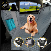 Pet Cushion Car Seat Protective Cover Isolation Cover Cat And Dog Anti-scratch