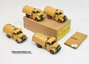 Dinky Toys 25v Bedford Refuse Wagon Trade Set Very Near Mint/boxed
