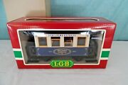 Lgb Jahreswagen 1983 Lighted Jubilaums Express Passenger Car W/ People, G Scale