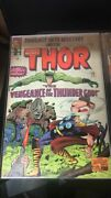Vintage Marvel Comic Book Thor's Journey Into The Mystery 115